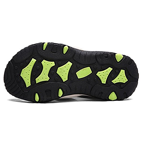 grün Sandale Green Strap Bump Oxford Gloria Kinder Für Kid Jr Sommer Toe qxPUAg