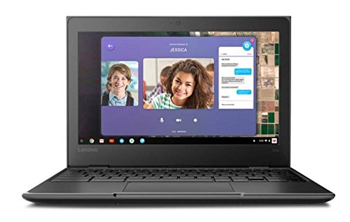 Lenovo 100e Chromebook Celeron 11.6 inch eMMc Black