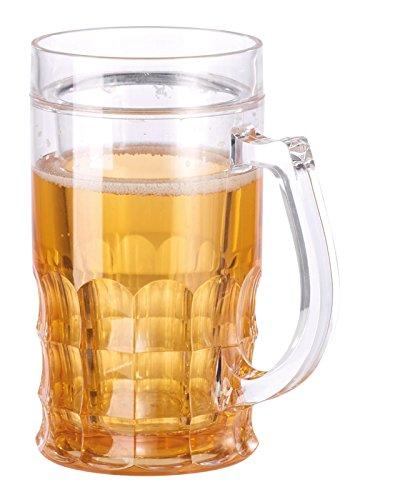 Rosenstein & Söhne de doble capa Jarra de cerveza, cerveza de &...