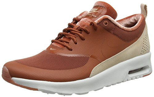 Nike Wmns Air Max Thea LX, Zapatillas de Gimnasia para Mujer, Rosa (Dusty Peach/Dusty Peach/Bio Be 201), 41 EU