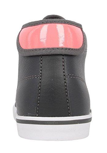 Lacoste  Ampthill NSO, Baskets pour femme dunkelgrau / rosa - dunkelgrau / rosa