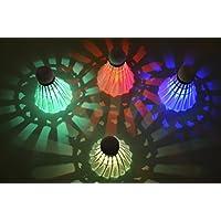 Itian 4pcs LED Leuchten Bádminton, Actividades Deportivas para Interno y Externo