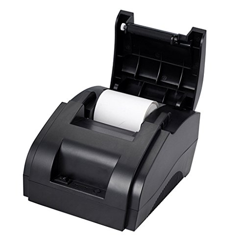 F Fityle Impresora Bluetooth 58IIH Térmica Portatil