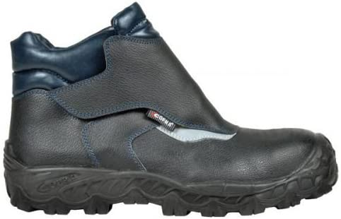 Cofra fw240 – 000.w39 Talla 39 S3 SRC – Zapatillas de seguridad Nueva Vigo, color negro