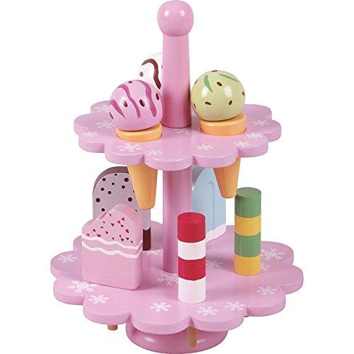 Inside Out Toys Juego de Helados de Madera, 9 Piezas de Jumini ® 4
