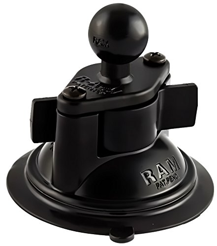 Ram-Mount ram-b-224-1U-Kit vorne -