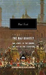 By Paul Scott ; Hilary Spurling ( Author ) [ Jewel in the Crown/The Day of the Scorpion Raj Quartet By Jul-2007 Hardcover