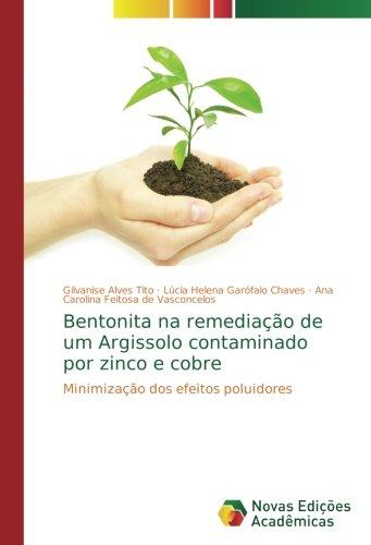 Bentonita na remediação de um Argissolo contaminado por zinco e cobre: Minimização dos efeitos poluidores por Gilvanise Alves Tito