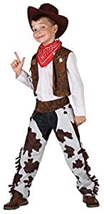 Reír Y Confeti - Ficcow025 - Disfraces para Niños - Cowboy