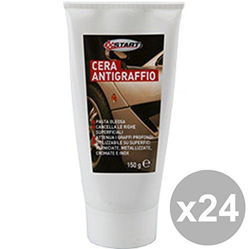 set-24-cera-antigraffio-150-ml-cura-pulizia-e-lavaggio-cura-auto-accessori