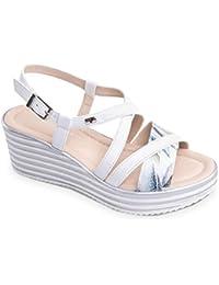 Envío Bajo De Descuento Venta Mejor Tienda Para Comprar Valleverde Sandalo Donna 46581 Col. Nero 36 Eu Cuánto Cuesta UnUnZb5ZOe