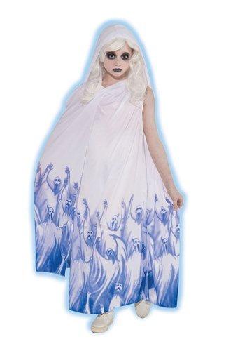 Soul Wiener Walzer Mädchen Kinder Halloween Fancy Dress Kostüm–M (Walzer Kostüm Wiener)