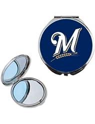 Milwaukee Brewers miroir compact