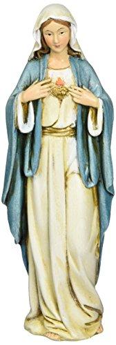 Renaissance Collection Joseph 's Studio von Römischen Exclusive unbeflecktes Herz Mariä Figur, 6
