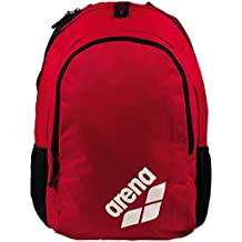 arena Spiky 2 Mochila, Unisex Adulto, Rojo (Red/Team), 36x24x45