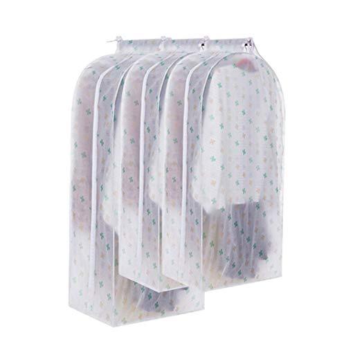 AMOYER Kleidung Hängetasche Mit Großer Größe Reißverschluss Aufbewahrungstasche Für Tanz-Kostüm Staubdichte Kleidung Abdeckung (Tanz Kostüm Kleidungsstück Rack)