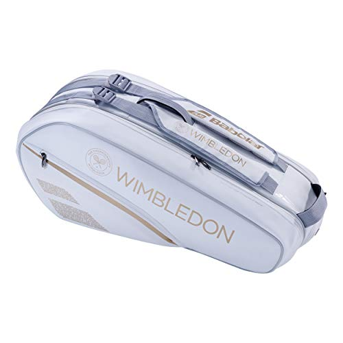 Babolat THERMOBAG RHX6 Pure Wimbledon White/Gold
