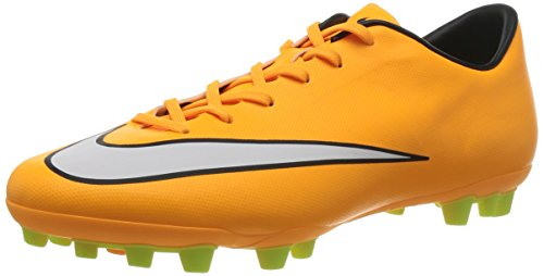 Nike 0, Chaussures de Football Homme Orange