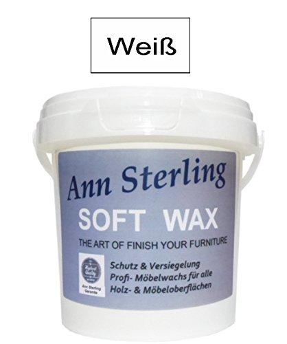 Ann Sterling 'Soft Wax' Wachs Möbelwachs Shabby Chic Holzwachs Versiegelung Finish Wachs Kalkwachs...