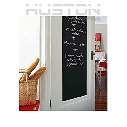 Aution House Carta Lavagna Adesiva Confezione da 45*200cm/60*200cm con 5