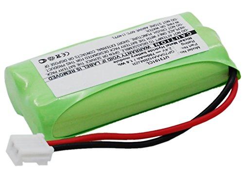 subtel® Qualitäts Akku kompatibel mit DeTeWe BeeTel 2000, General Electrics, Motorola B/L/K, Philips SJB, Uniden Elite/DECT, V Tech, Plantronics Calisto Pro (700mAh) CPH-515D Ersatzakku Batterie -