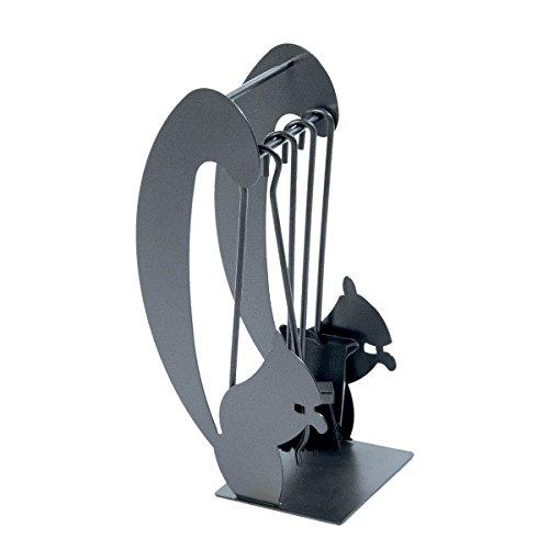 EDILCERAMICHE PaSINI Line Kamin Gestell Set Zubehör Werkzeuge Kaminofen TR560