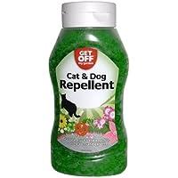 Repelente exterior perros gatos en cristales 460G Get Off My Garden Cat & Dog Repellent