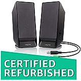 (CERTIFIED REFURBISHED) Creative Multimedia 2.0 Speaker SBS A50