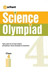 Science Olympiad For Class 4 for 2018 - 19