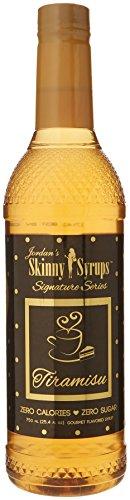 Jordan's Skinny Syrups - Tiramisu