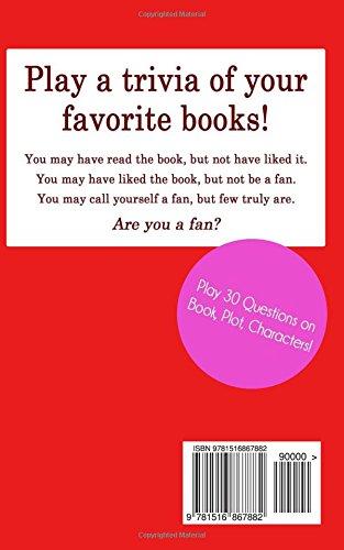 Tell the Wolves I'm Home: A Novel by Carol Rifka Brunt (Trivia-on-Books)