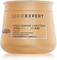 L'Oréal Professionnel Serie Expert Absolut Repair Masque |For dry and damaged hair| Provides deep conditio