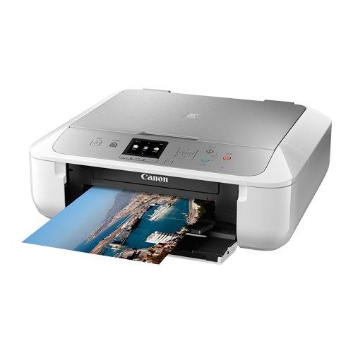 Canon Pixma MG5770 All-in-One Inkjet Printer (Black) image