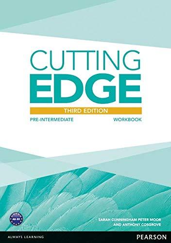 Cutting Edge 3rd Edition Pre-Intermediate Workbook without Key (Cutting Edge Pre-intermediate)
