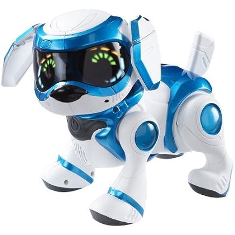 Teksta Robotic Puppy Blu (UK Import) - Moving Elettronico
