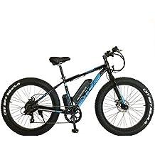 Bicicleta eléctrica, Fat Bike, FC Gredos, Bicicleta de montaña, e Bike,