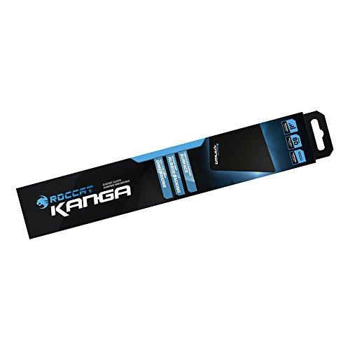 Ansicht vergrößern: ROCCAT Kanga - Choice Cloth Stoff Gaming Mauspad (320 x 270 x 2 mm) schwarz