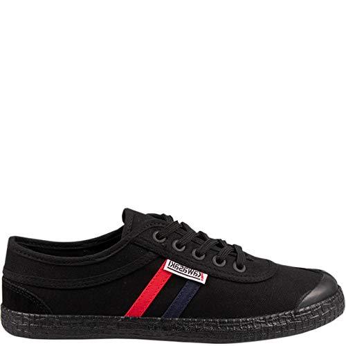 Kawasaki Unisex Retro Canvas Shoe Black