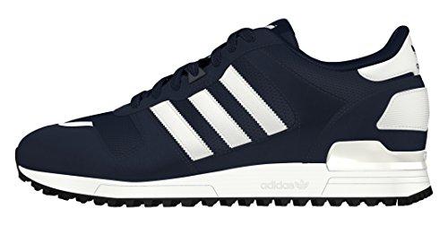 adidas - Zx 700, Scarpe sportive Bambino Blu (Collegiate Navy/ftwr White/core Black)
