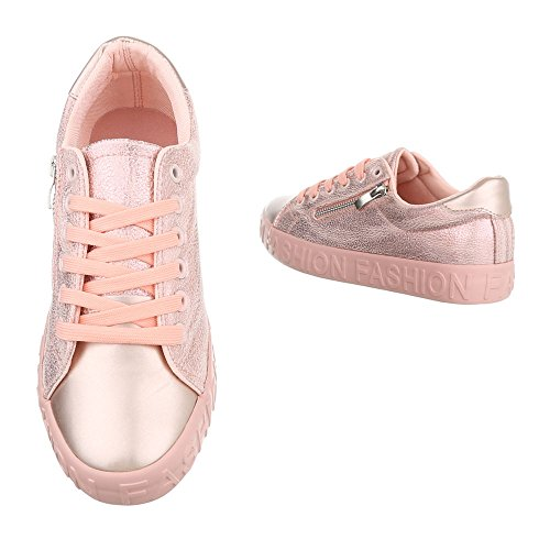Ital-Design - Low-top Donna Rosa KK-26