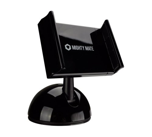 mighty-mate-mm1-universal-smartphone-mount-for-desk-and-car-black-for-apple-iphone-5c-5s-5-4s-4-3gs-