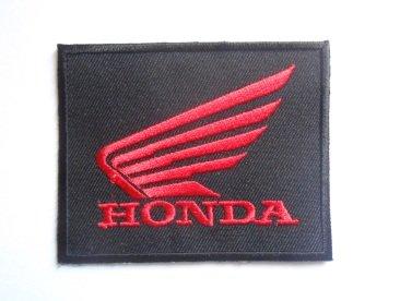 Parche de Honda para moto, bordado, para planchar, ideal como regalo, colores...