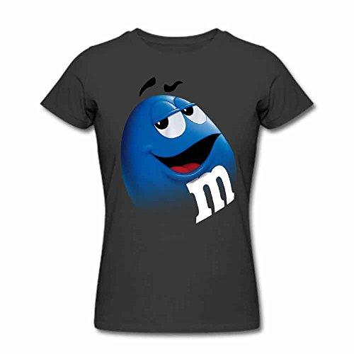Funny 01 Women Skittles T-Shirt Top XL