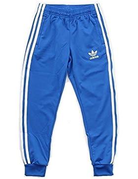 Adidas CF8562 Pantaloni Da Tuta Bambino Blu Royal 13/14A