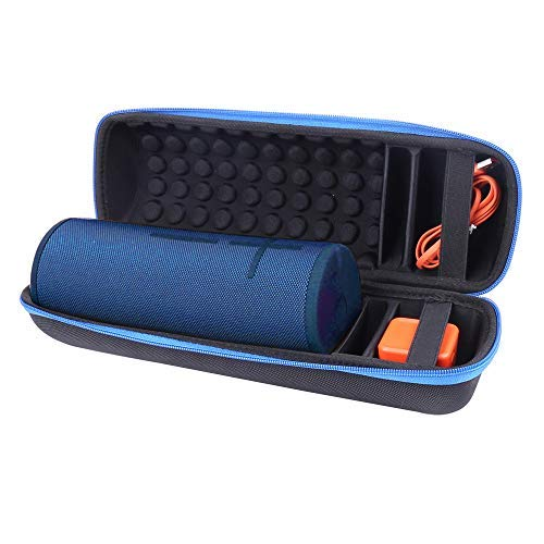 Voyage Étui Rigide Housse Ultimate Ears UE MEGABOOM 3 Haut-Parleur Bluetooth sans Fil Aenllosi (MEGABOOM 3, Bleu)