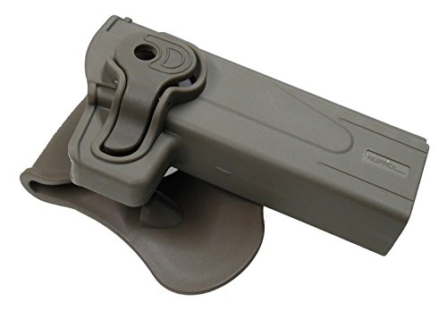 Nuprol Formholster für Hi-Capa Series, Rechts, Tan -