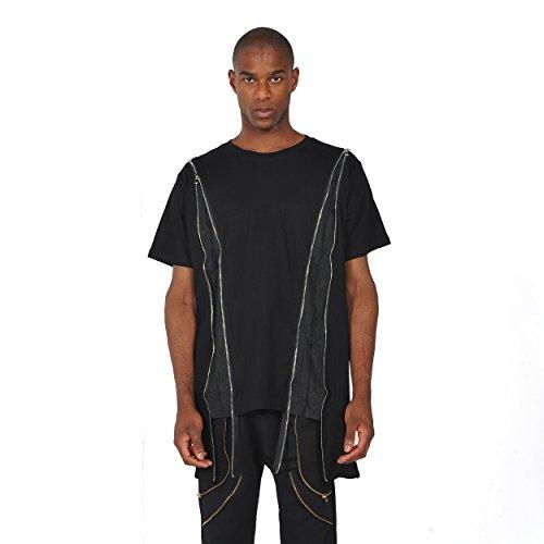 pizoff-damen-t-shirt-gr-small-schwarz-y0615-black