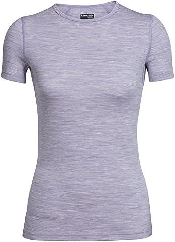 Icebreaker 200 Oasis Crewe Shortsleeve Shirt Women - Unterhemd