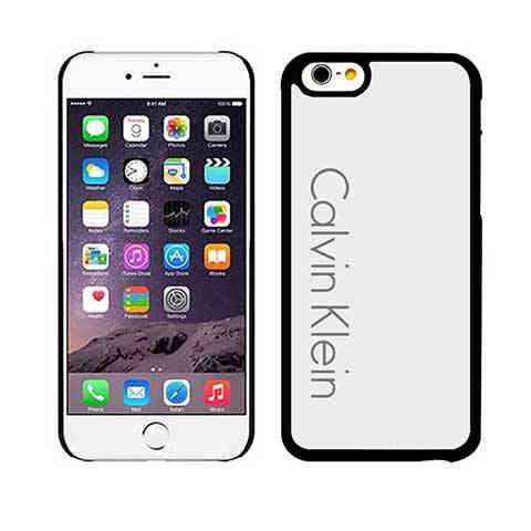 Hard Phone Custodia Per iPhone 6/6S 4.7 with CK, Calvin Klein Fun Protector Cover Custodia