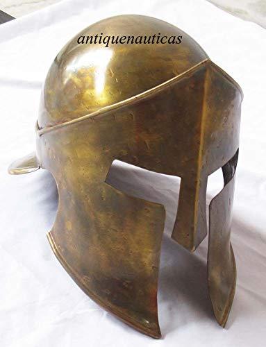 Shiv Shakti Enterprises Mittelalterliches Sammlerstück Centurion antiker Spartanhelm Rüstung Halloween Kostüm Geschenk